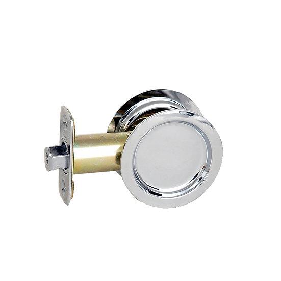 Round Bore Pocket Door Lock