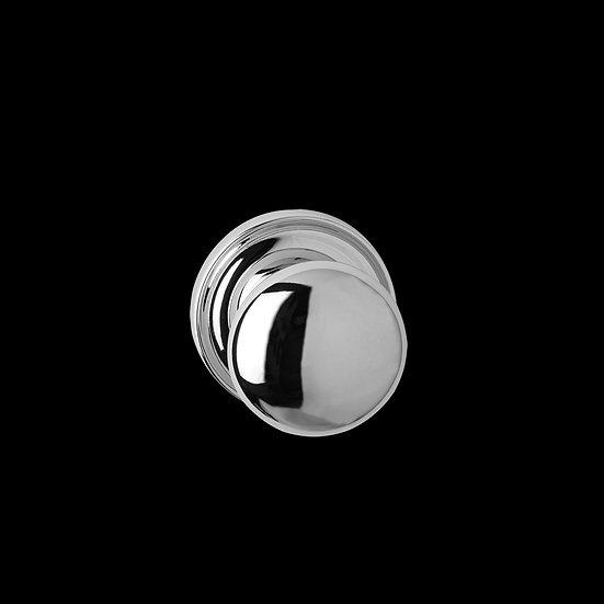 Bravura Elite Solid Zinc 336B Knob