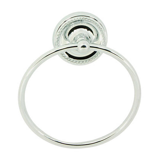 Laurel Heights Towel Ring