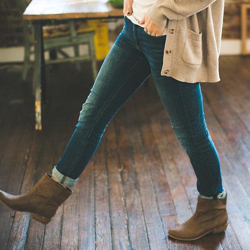 Shorten jeans