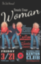 Touch Your Woman 3, DJ Action Slacks Celebrates te Ladies of Classic Country Music, Dance Party Poster