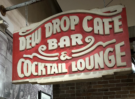 I Finally Dropped In on the Dew Drop Inn