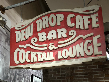 I Finally Dropped In on the Dew Drop Inn