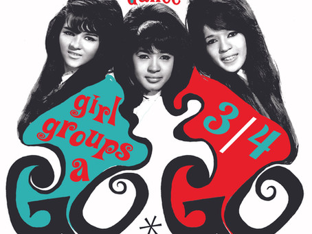 March 4th - Girl Group A-Go-Go: Radio Dance Party on KMHD