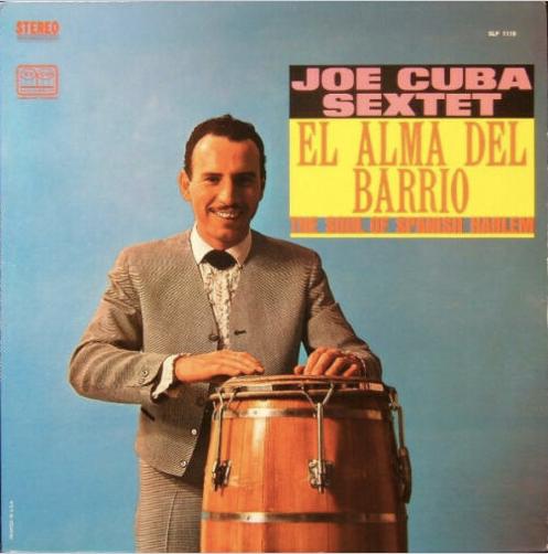Joe Cuba, Latin soul