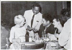 Barbara Dane, Muddy Waters 1959