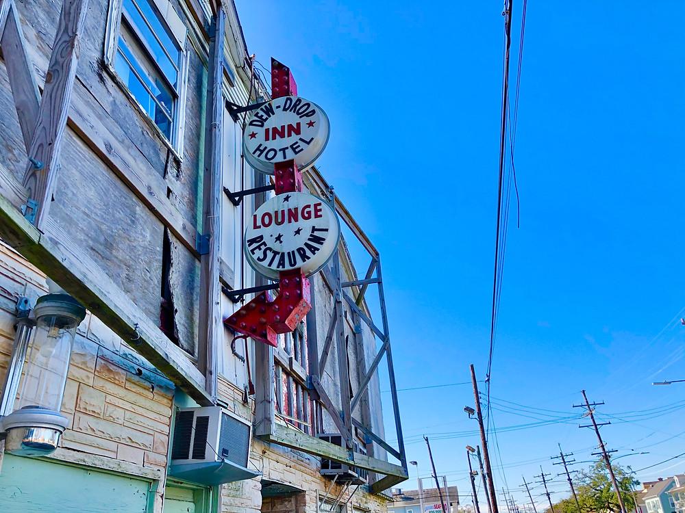 Dew Drop Inn New Orleans R&B Nightclub