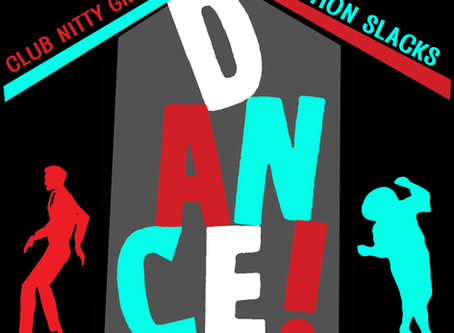 Dance In Place, In Shelter!