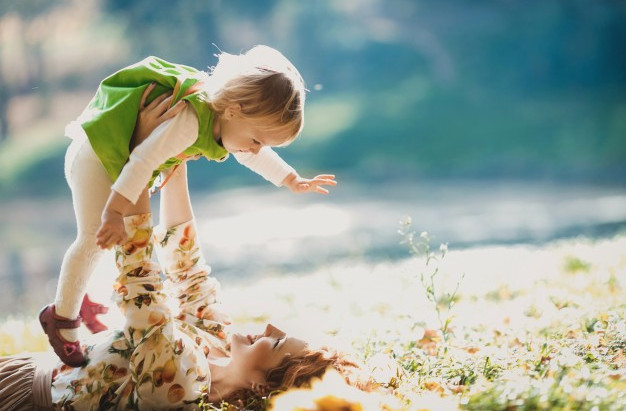 HOW TO BE A HAPPIER MOM - PART ONE