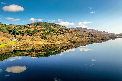 Loch Achray Print