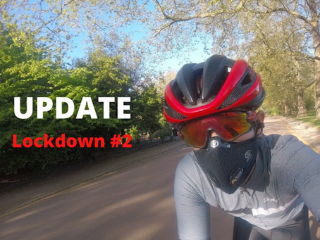 Cycling in Lockdown #2