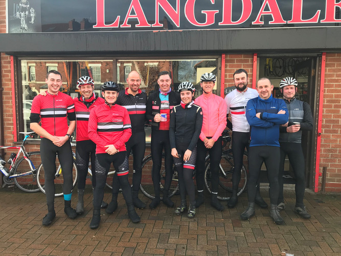 Langdale Club Ride Meet