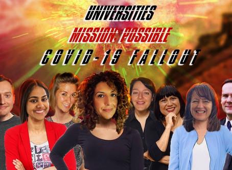 Mission Impossible: Covid-19 Fallout