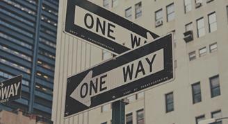 Qual é o melhor caminho?