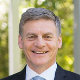 The Rt Hon Bill English