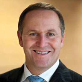 The Rt Hon John Key
