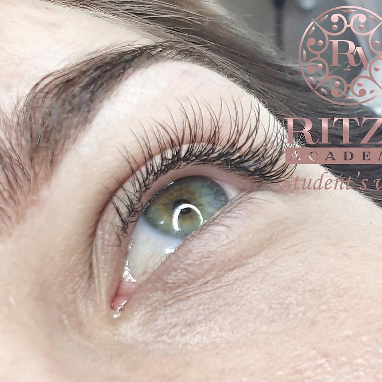 Individual Beginners Eyelash Extensions Training