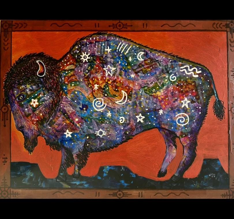 cosmic buffalo