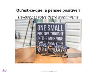 Comment développer votre degré d'optimisme ?