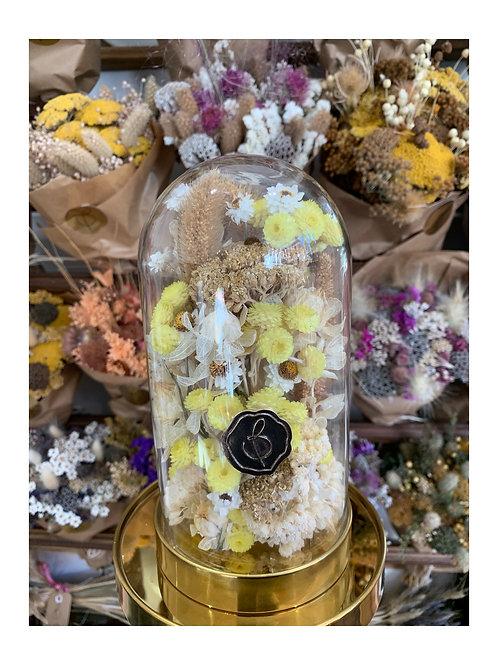 Petite cloche florale Jeannine