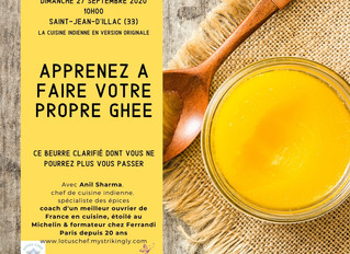 Apprenez à faire votre propre ghee, ce beurre clarifié base de la cuisine saine et ayurvédique