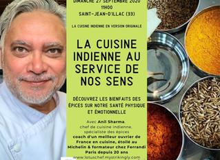 Apprenez à cuisiner les épices, aliment incontournable de la cuisine ayurvédique