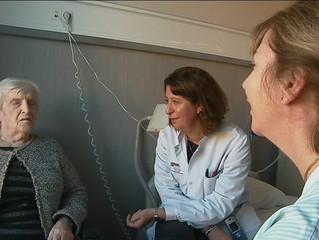 L'hypnose en gériatrie