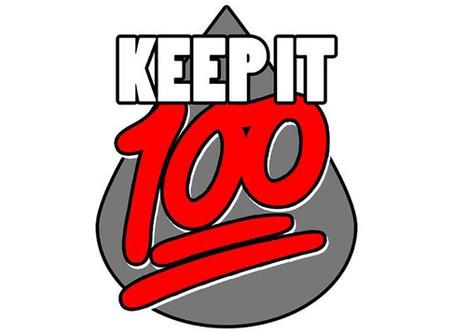 New Brand!  Keep It 100