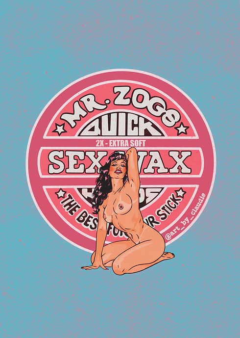Sex Wax - art by claudie.JPG