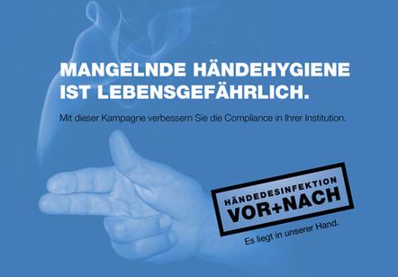 Händehygienekampagne