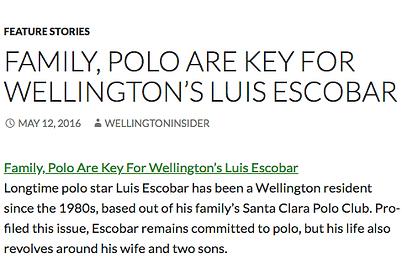 Polo Lessons Polo Club Wellington FL