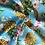 Thumbnail: Baumwollstoff bedruckt Timeless Ananas