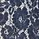 Thumbnail: Spitzenstoff in jeansblau