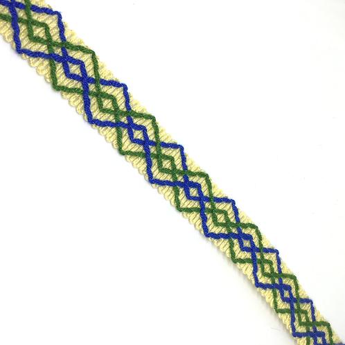 Etnobänder 20mm in verschiedenen Farben