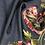 Thumbnail: Bestickter Jeansstoff