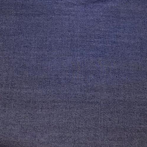 Weichfallender Jeansstoff in Lyocellqualität