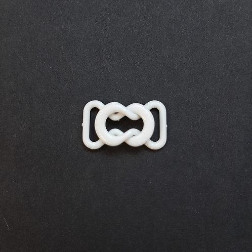 Plastikverschluss für Bikini oder BH in verschiedenen Farben für Band 10mm