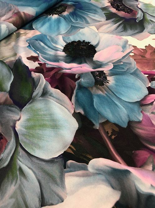 Floraler Jersey