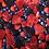 Thumbnail: Baumwollstoff bedruckt Timeless Mischbeeren