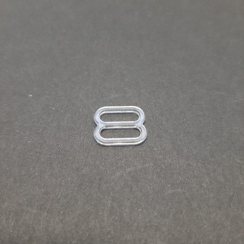 BH Versteller 7mm schwarz, durchsichtig  und weiss
