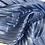 Thumbnail: Plisseestoff metallicblue