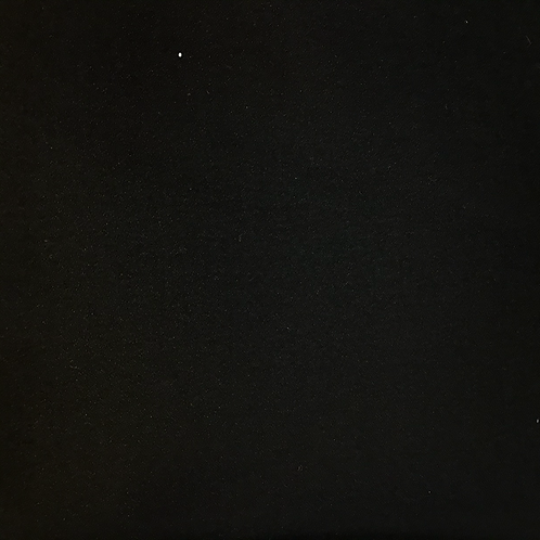 Polyester/Viskose Crèpe in schwarz