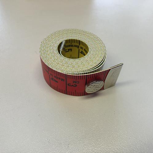 Centimeter farbig mit Druckknopf