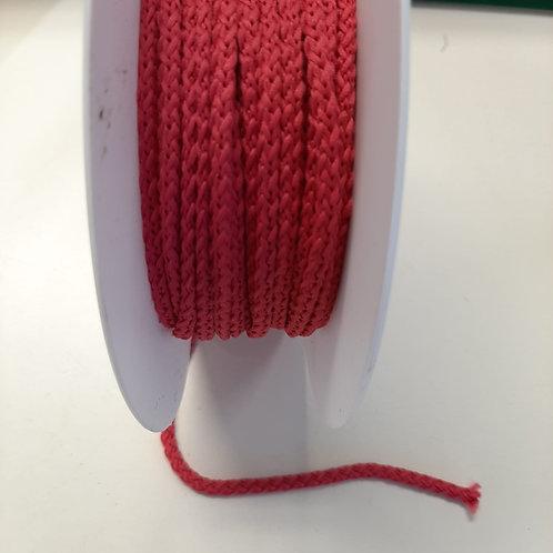 Kordel gewoben Polyester 4 mm