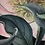 Thumbnail: Bedruckter Tencell Stoff mit Blumenprint
