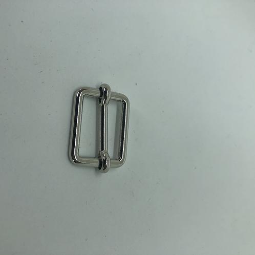 Versteller mit Querbalken Metall 2cm in silber