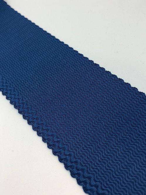 Bundelast jeansblau 60mm