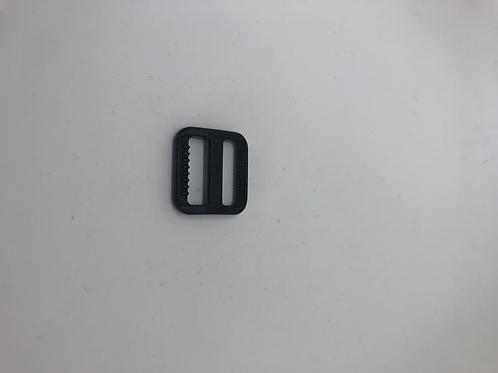 Versteller Doppelt 2cm schwarz