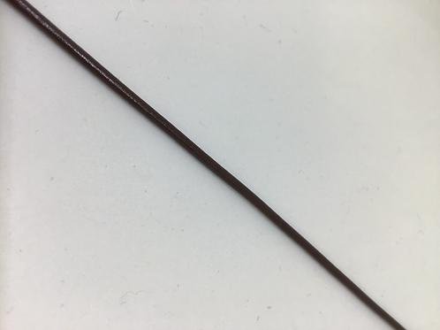Echtleder Kordel 2mm