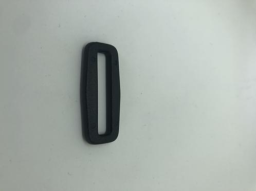 Versteller einfach 4cm schwarz